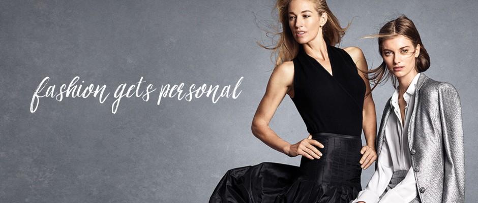 Fashion Gets Personal