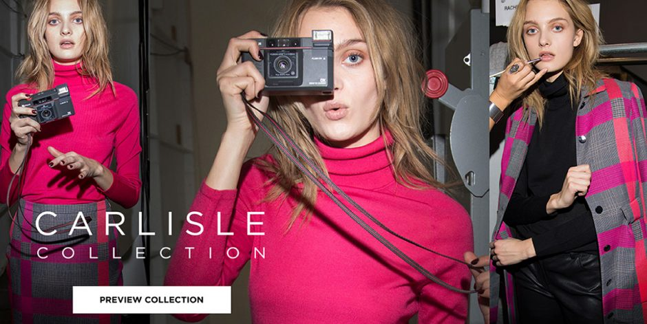 Carlisle Collection Fall 2018