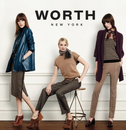 LATEST FROM WORTH NEW YORK