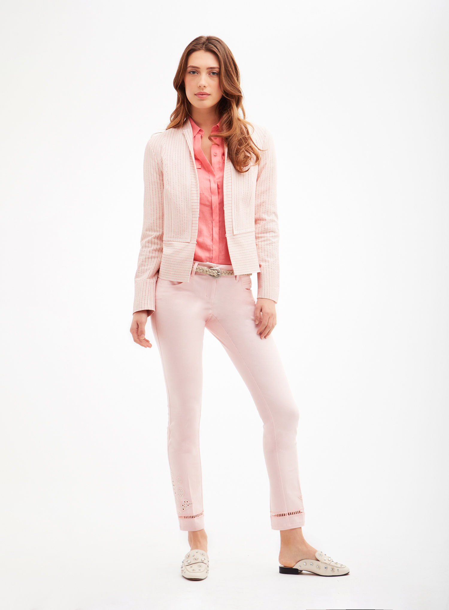 Airy Stretch Jeans from the Carlisle Collection