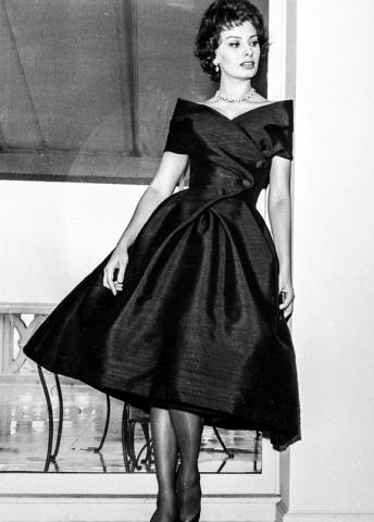 Little Black Dress Old