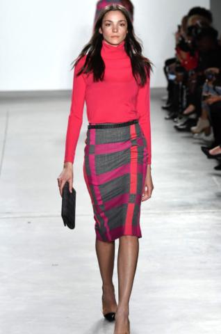DUNCAN Plaid Skirt from Carlisle